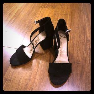 Sam Edelman chunk heel sandals